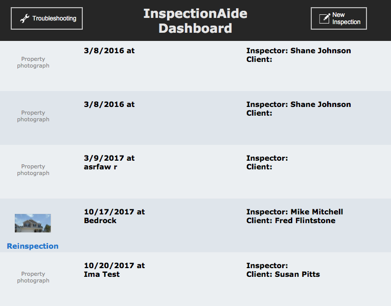 InspectionAide